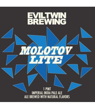 Evil Twin Evil Twin Molotov Lite (4pk 16oz cans)