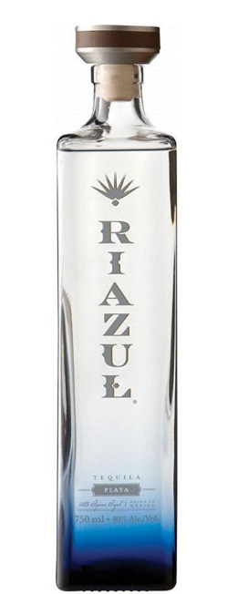 Riazul Tequila Plata 750ml
