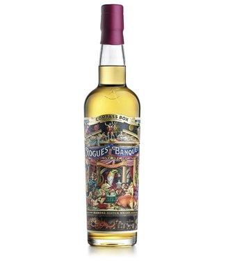 Compass Box Compass Box Rogue Banquet 750ml