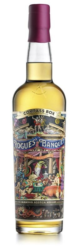 Compass Box Rouge Banquet 750ml