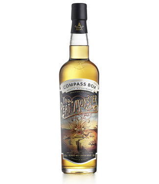 Compass Box Compass Box The Peat Monster 750ml