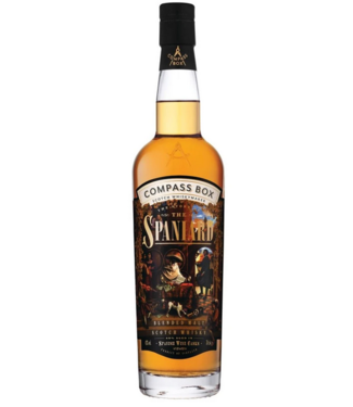 Compass Box Compass Box The Story of the Spaniard 750ml