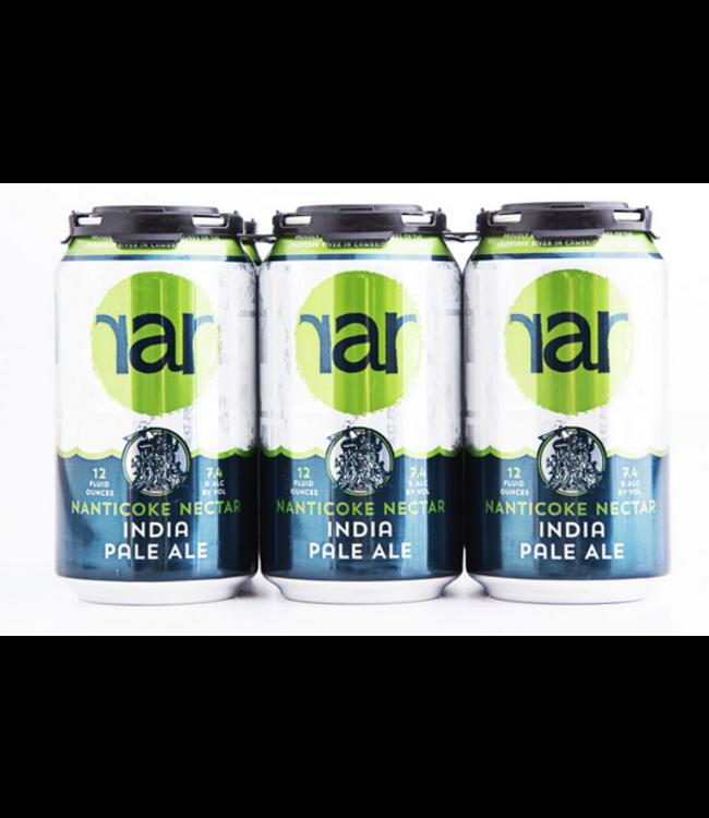 Rar Rar Brewing Company Nanticoke Nectar (6pk 12oz cans)