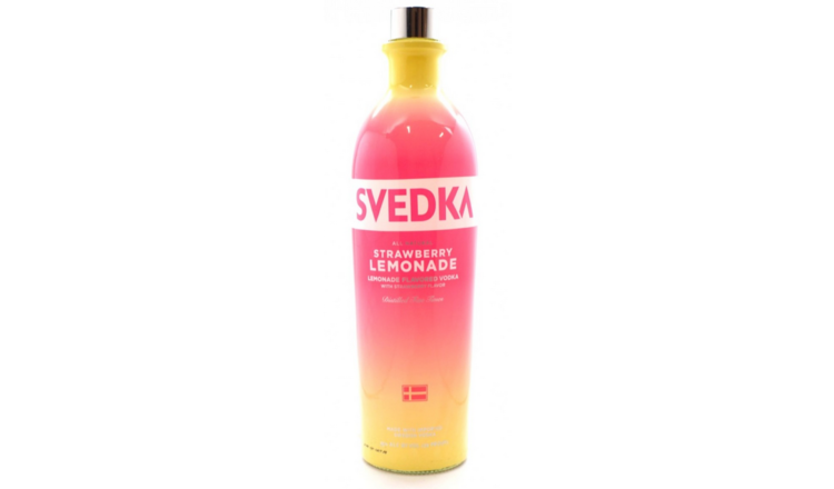 Svedka Svedka Strawberry Lemonade 1L