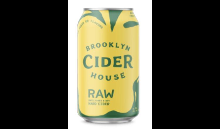 Brooklyn Cider Brooklyn Cider Raw (4pk 12oz cans)