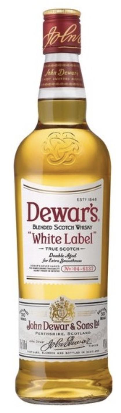 Dewars Dewars White Label 750ML