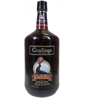 Goslings Black Seal Rum 1.75L