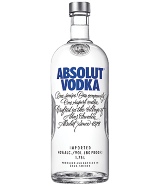 ABSOLUT Absolut Vodka 1.75L