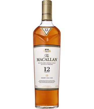 Macallan Macallan 12 Year Sherry Oak 750ML