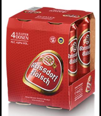 Reissdorf Reissdorf Kolsch (4pack 16oz cans)
