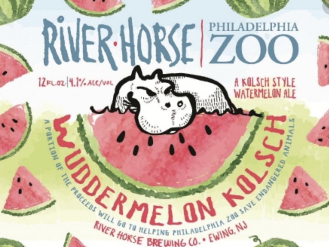 River Horse River Horse Wuddermelon Kolsch (6pk 12oz cans)