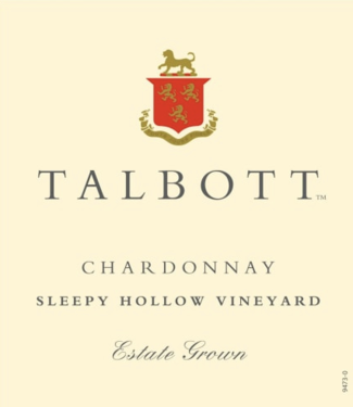 Talbott Talbott Sleepy Hollow Chardonnay 2016
