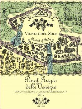 Vignetti Delle Venezie Pinot Grigio