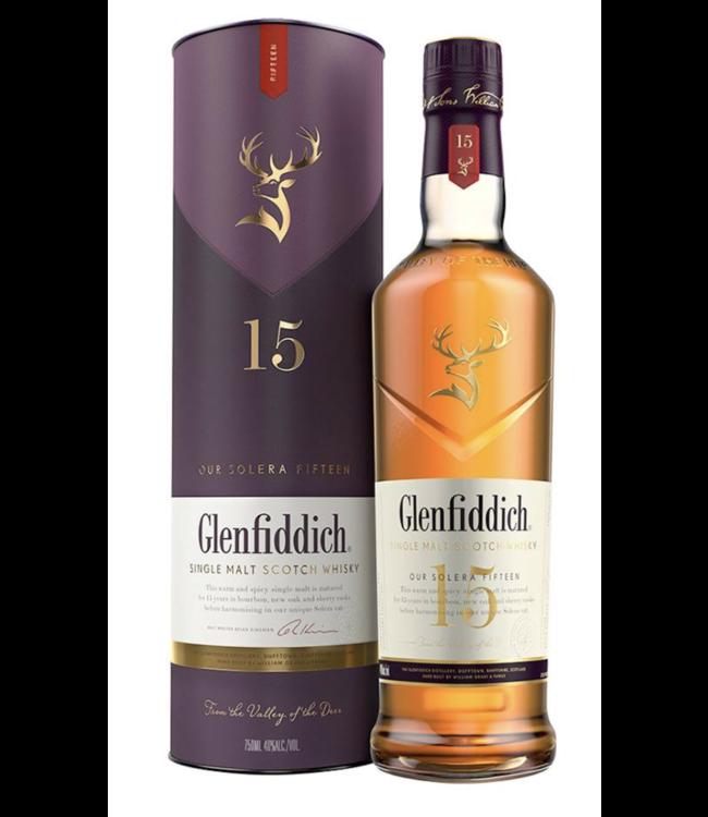 Glenfiddich Glenfiddich 15 Year 750ML