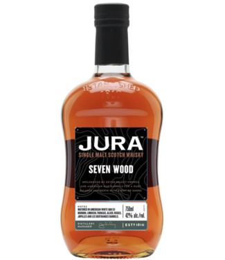 Jura Jura Scotch Seven Wood 750ml
