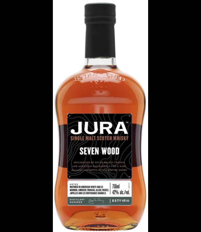 Jura Jura Scotch Seven Wood 750ml
