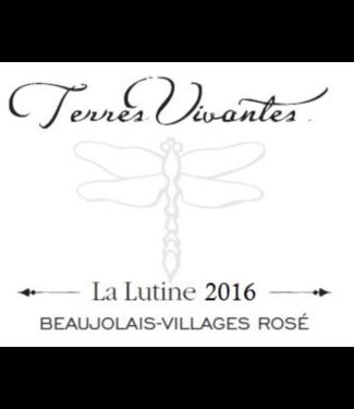 Terres Vivantes Domaine des terres Vivantes La lutine Rose