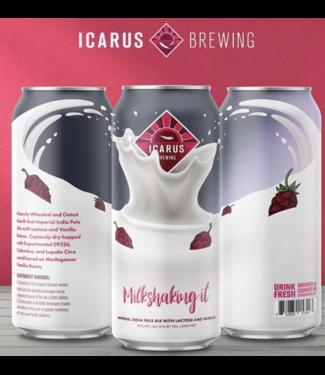 Icarus Icarus Milkshaking It (4pk 16oz Cans)