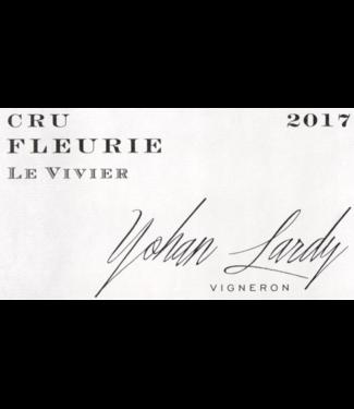 Yohan Lardy Fleurie Le Vivier Beaujolais