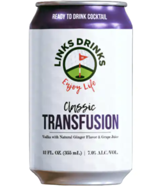 Links Drinks Tranfusion (4pk 12oz cans)