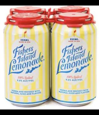 Fishers Island Lemonade (4pk 12oz cans)