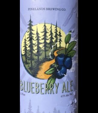 Pinelands Pinelands Brewing Blueberry Ale (4pk 16oz cans)