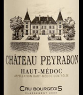 Chateau Peyrabon Chateau Peyrabon Haut Medoc 2006