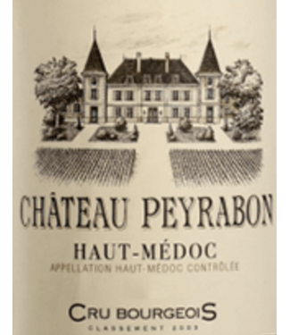 Chateau Peyrabon Haut Medoc 2006