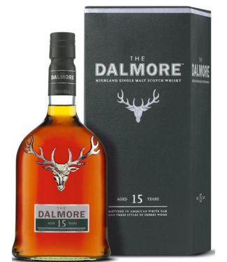 Dalmore Dalmore Scotch 15 year 750ml