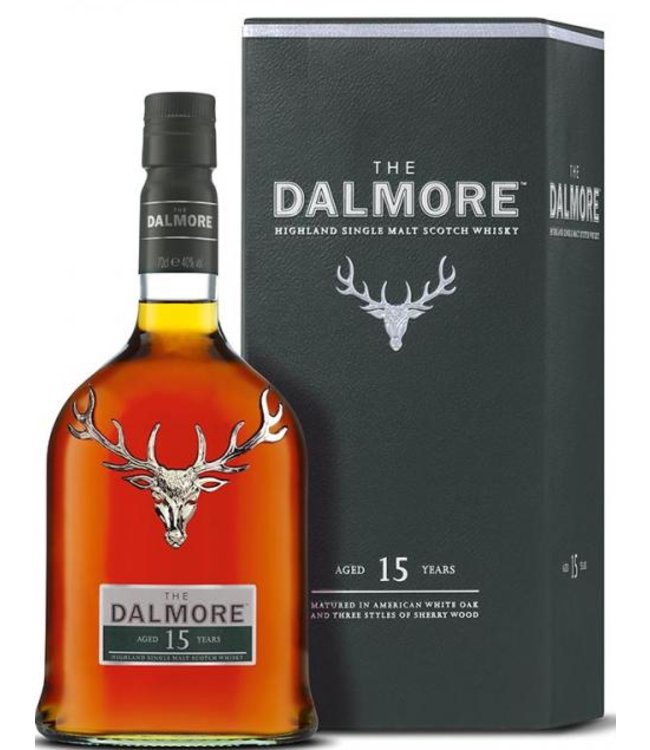 Dalmore Dalmore Scotch 15 year 750ml