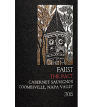 Faust The Pact by Faust 2016
