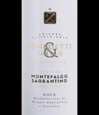 Benedetti Grigi Benedetti and Grigi Sagrantino di Montefalco 2014