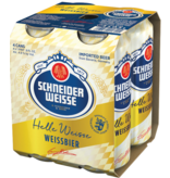 Schneider Weisse Schneider Helle Weisse (4pk 16oz cans)