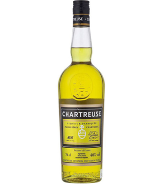 Chartreuse Yellow Chartruse 750ML
