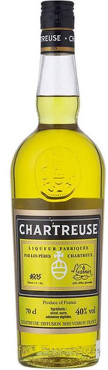Chartreuse Yellow Chartruse 750ML