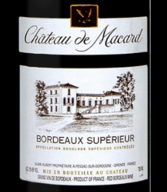 Chateau de Macard Bordeaux Supérieur 2016