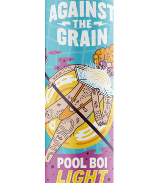 Against The Grain Against the Grain Pool Boi (4pk 16oz cans)