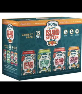 kona Kona Seltzer Variety Pack (12pk 12oz cans)