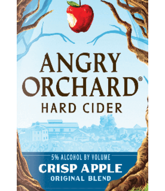 angry orchard Angry Orchard Crisp Apple  (12pk 12oz bottles)