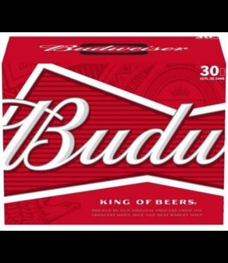 Budweiser Budweiser (30 Pack 12oz Cans)