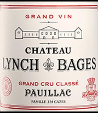 Echo Chateau Lynch-Bages Echo 2018