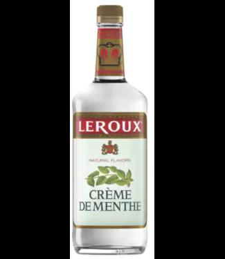Leroux Creme de Menthe Green 750ml