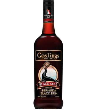 Goslings Black Seal Rum 750ml
