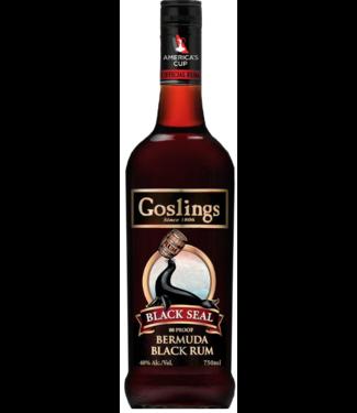 Goslings Goslings Black Seal Rum 750ml