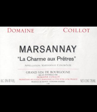 Domaine Coillot Domaine Coillot Pere et Fils Marsannay La Charme Aux Pretres