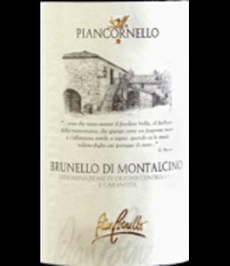 Piancornello Piancornello Brunello di Montalcino 2015