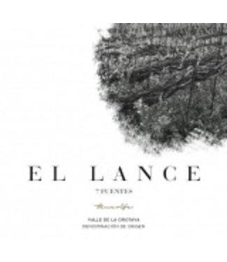 7 Fuentes Suertes de Martes 'El Lance' Red Blend 2017