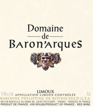 Domaine de Baronarques Domaine de Baronarques Limoux Rouge 2010