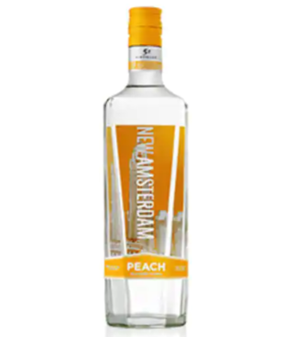 New Amsterdam Vodka Peach 750ml