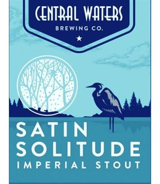 Central Waters Central Waters Satin Solitude (6pk 12oz bottles)